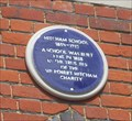 Image for The Hitcham School Plaque, West Street, Coggeshall, Essex.