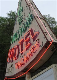 Wigwam Motel - Cherokee, North Carolina