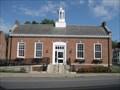 Image for US Post Office--Hudson Falls, Hudson Falls, NY