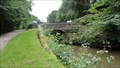 Image for Canal Lock 6 Arch Bridge On The Peak Forest Canal – Marple, UK