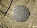 Image for Macon County (AL) Road 9 Geological survey marker disk