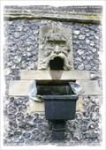 Image for St Mary of Charity Gargoyle - Faversham, Kent, UK.