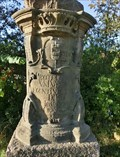 Image for 1732 - Statue pedestal - Manetin, Czech Republic