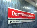 Image for U-Bahnhof Dom/Hauptbahnhof - Köln - NRW - Germany