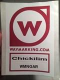 Image for Chickilim's Waymark Sticker