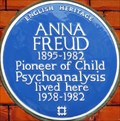 Image for Anna Freud - Maresfield Gardens, London, UK