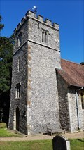 Image for Bell Tower - St Giles - Wormshill, Kent