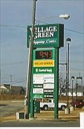 Image for Village Green Time & Temp - California, MO
