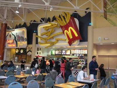 Mcdonalds Great Mall Food Court Milpitas Ca Mcdonald S Restaurants On Waymarking