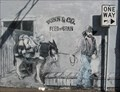 Image for Mule mural - Oroville, CA