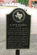 Image for R. Dick Bussell - Canadian, TX