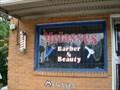 Image for Pole at Molasses  Barber Shop-Decatur, Georgia