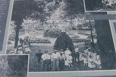 garden in 1914