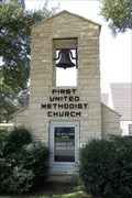 Image for First UMC of Brookshire Bell Tower - Brookshire, TX