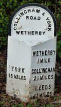 Image for Milestone - A661, York Road, Wetherby, Yorkshire, UK.
