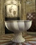 Image for Baptismal Font - Barcelona Cathedral - Barcelona, Spain