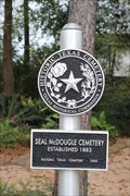Image for Seal McDougle Cemetery
