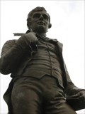 Image for Robert Burns statue - Milwaukee, WI