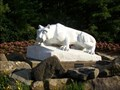 Image for Nittany Lion Statue - Penn State Behrend - Erie, PA