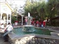 Image for Knotts Berry Farm Star Fountain - Buena Park, CA