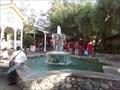 Image for Knotts Berry Farm Star Fountain - Buena Park, CA