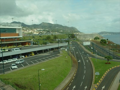 TP425 - Funchal Airport, Madeira, Portugal