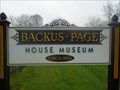 Image for Backus-Page Museum - Wallacetown, Ontario