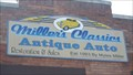 Image for Miller's Classics Antique Auto - Glens Falls, NY, USA