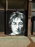 Image for John Lennon Mural - Springfield, MA