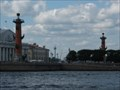 Image for Rostral Columns - St. Petersburg, Russia
