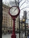 Image for Century Square Clock