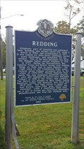 Image for Redding - Connecticut Historical Markers