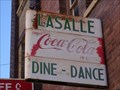 Image for Coca Cola Sign - La Salle Cafe & Hotel - Helper, UT