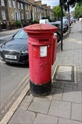 Image for Victorian Post Box - Graham Road, London, UK