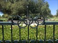 Image for Olympic Rings Fence - Mission Viejo, CA