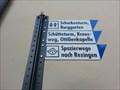 Image for Way Marker Oberamteigasse - Horb, BW, Germany