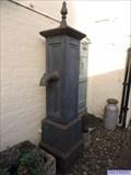 Image for Cambridge Museum Pump - Castle Street, Cambridge, UK