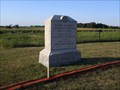 Image for 2nd Vermont Sharpshooters Monument - Antietam National Battlefield Historic District - Sharpsburg, MD