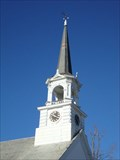Image for First Baptist Church Steeple - Westminster, MA