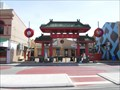 """Image for """"China Town"""" arch - Northbridge,  Western Australia"""