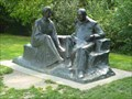Image for Winston & Clementine Churchill, Chartwell, Kent, England