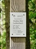 Image for 371 m ü. NN - Weißes Bild — Leidersbach, Germany