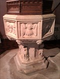 Image for Baptism Font, St Michael - Woolverstone, Suffolk