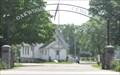 Image for Oakwood Cemetery Gateway Arch