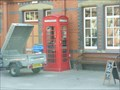 Image for Red Telephone Box, Kidderminster, Worcestershire, England