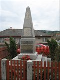Image for Combined World War Memorial - Pecice, Czech Republic