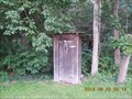 Image for Outhouse at the Cargile Cemetery near Washburn, MO