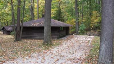 View Waymark Gallery. Cabin No. 3   Linn Run State Park ...