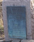 Image for DAR marker -- L&C Independence Creek Historic Site nr Atchison KS