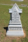 Image for J.G. Talley - Greenwood Cemetery - Longview, TX